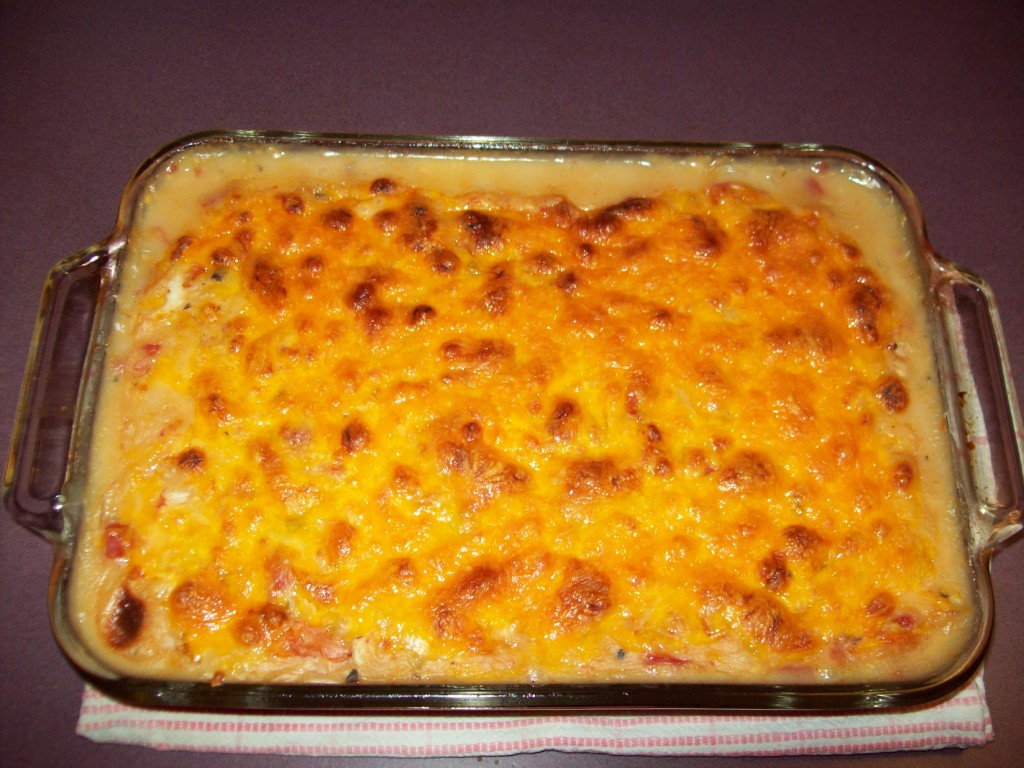 King Ranch Chicken Casserole, and other stuff.